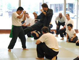 Sifu Robert Brown