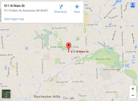 2 Locations Berkley Rochester Michigan School Of Martial Arts