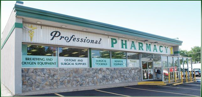 About Our Pharmacy - Professional Pharmacy & Convalescent
