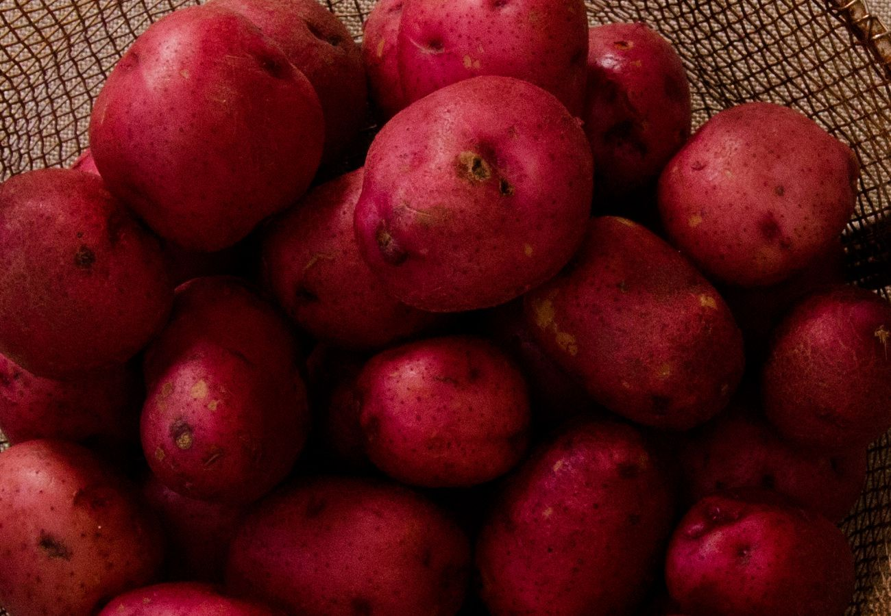 Red Potatoes Image