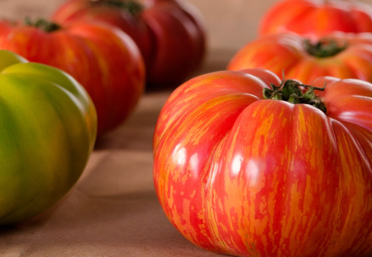 Heirloom Tomatoes Image