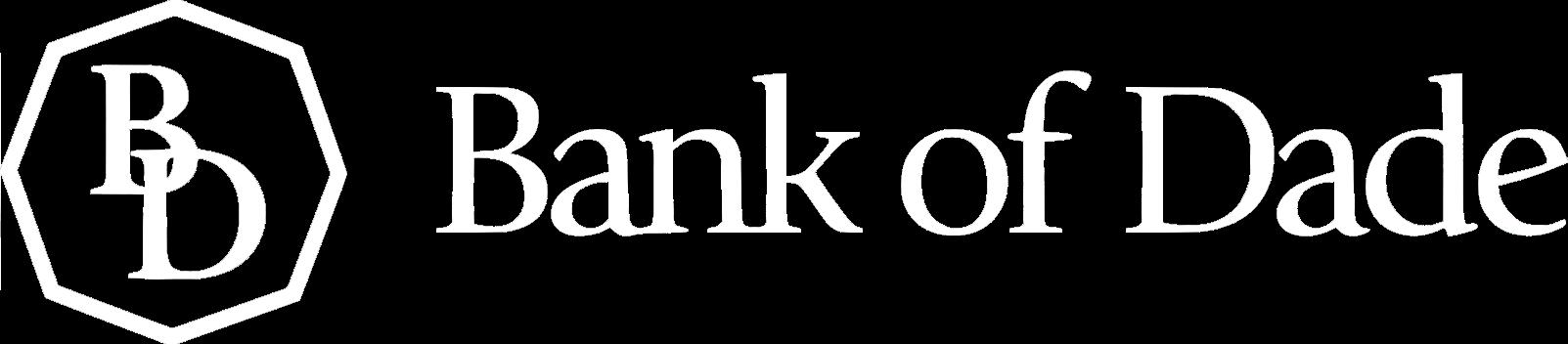 Bank of Dade