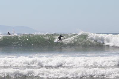 Weekend in Santa Cruz