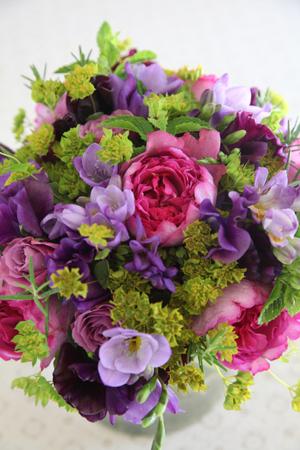 Yves Piaget Bouquet - Miki Ueyama