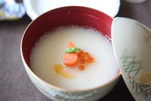 Japanese 'Zoni' soup