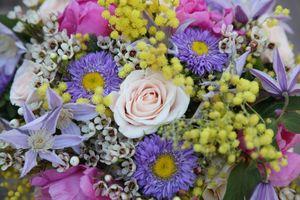 wagashi bouquet