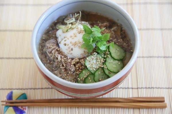 Hiyajiru / 冷や汁