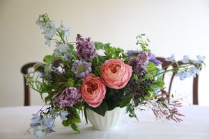 romantic antike arrangement