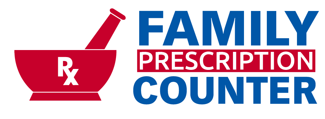 Family Prescription Counter