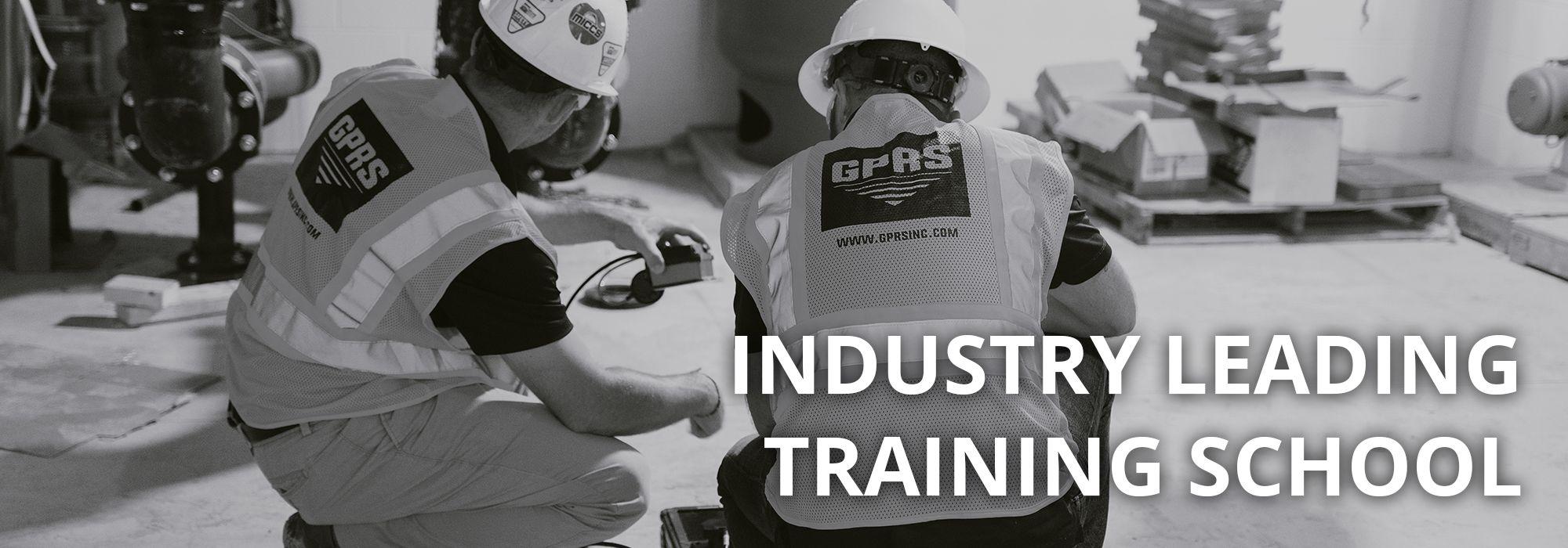 Industry Leading Training School