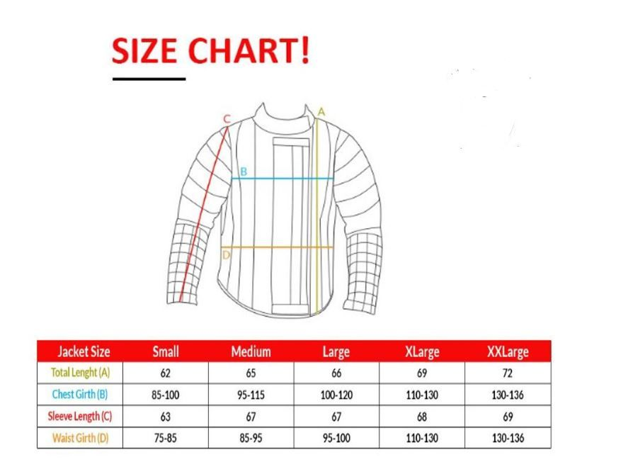Gambeson sizing guidelines.JPG