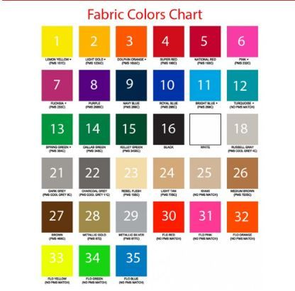 Pants fabric color chart.JPG