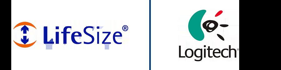 lifesize/logitech tech startup funding