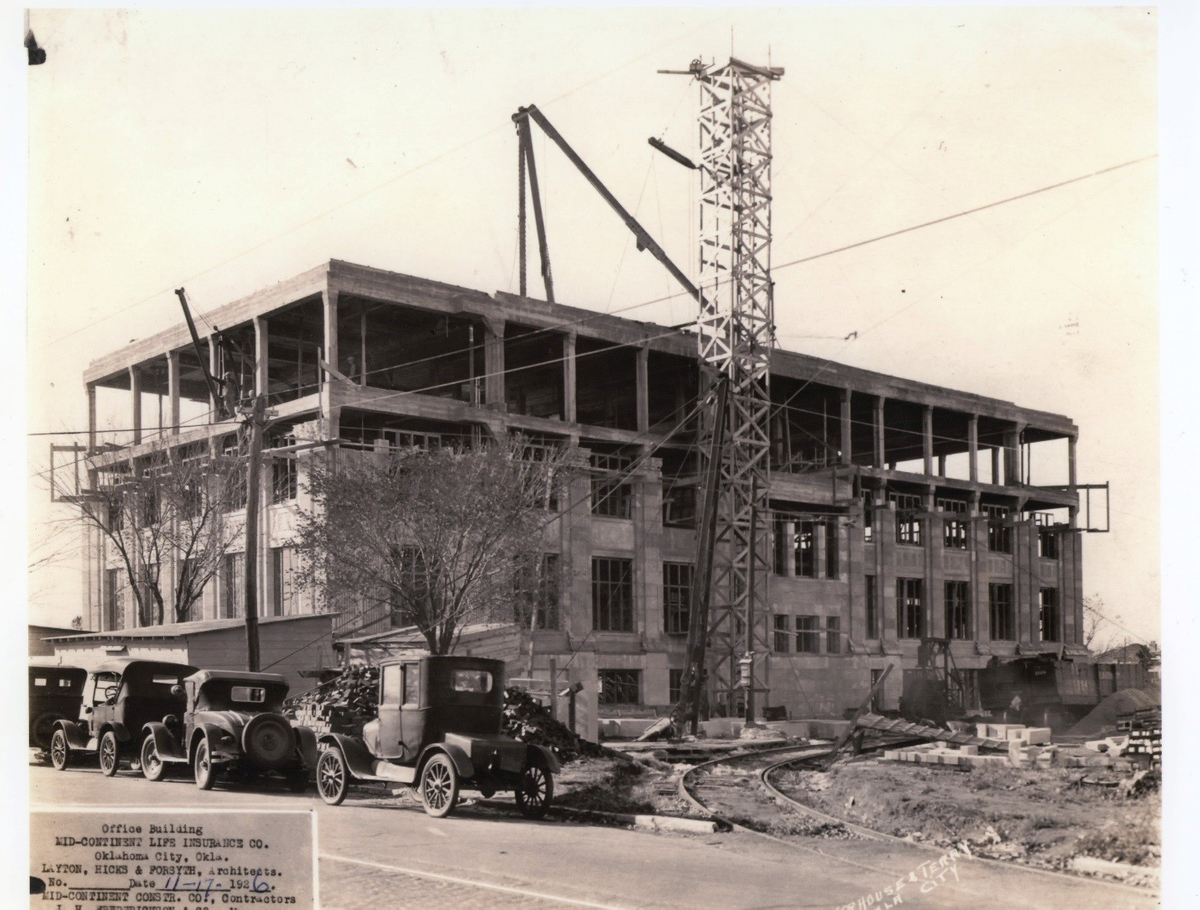 Mid-Continent Life Insurance Construction