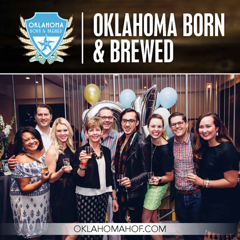 Oklahoma Born & Brewed