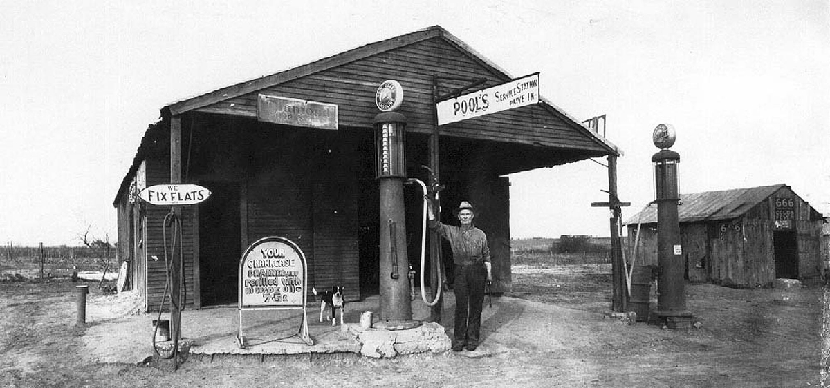 O. Gail Poole Birthplace.JPG