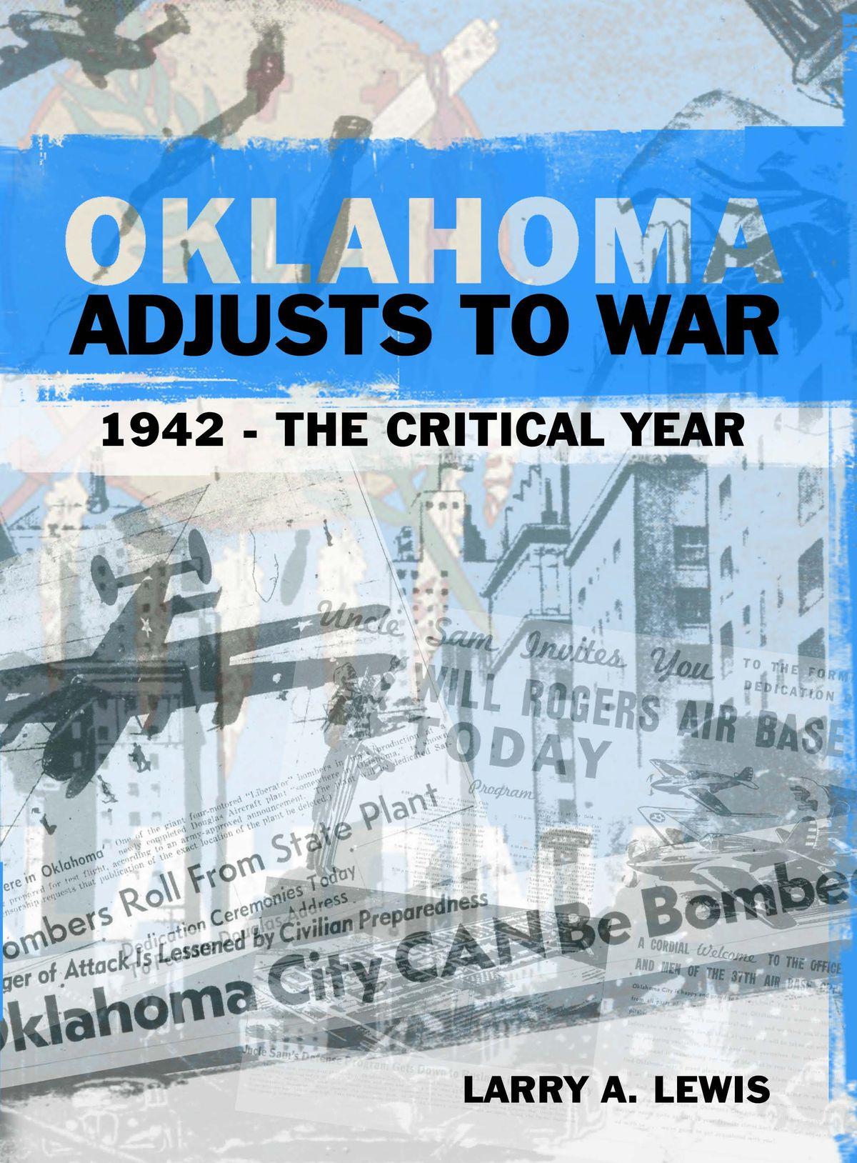 Oklahoma Adjusts to War Cover.jpg