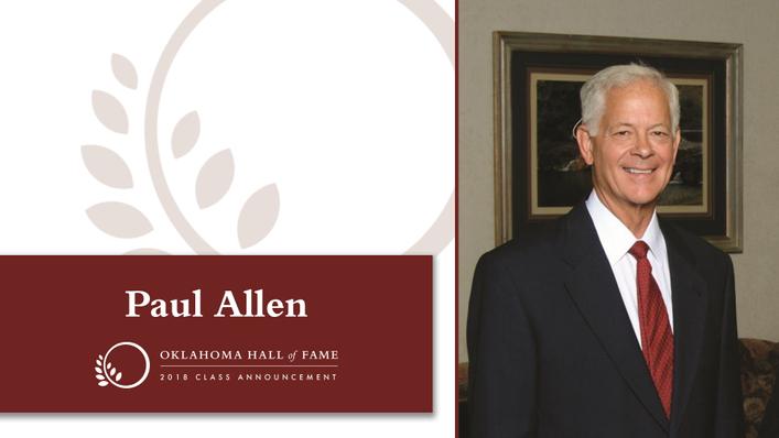 Paul Allen - Enid