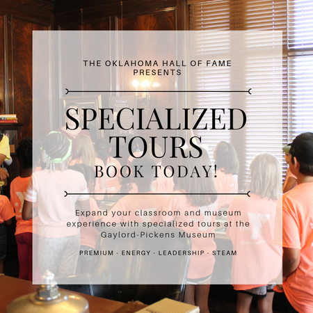Specialized Tours!