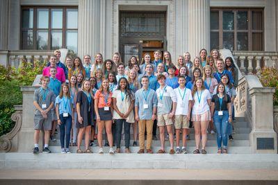 2019 OHOF Teen Board