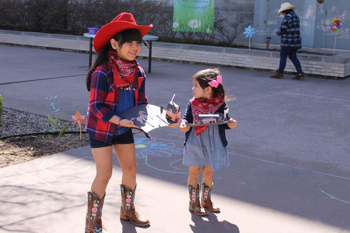 Wild West Day!