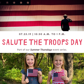 Salute The Troops Day