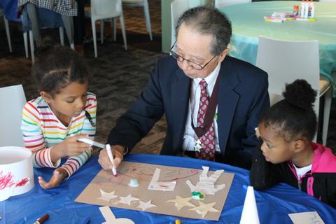 Hall of Famer Dr. Jordan Tang