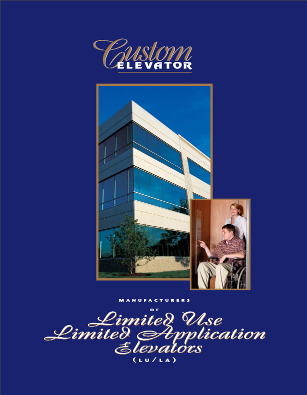 American Home Elevator Brochure and Planning Guides Downloads - Ohio