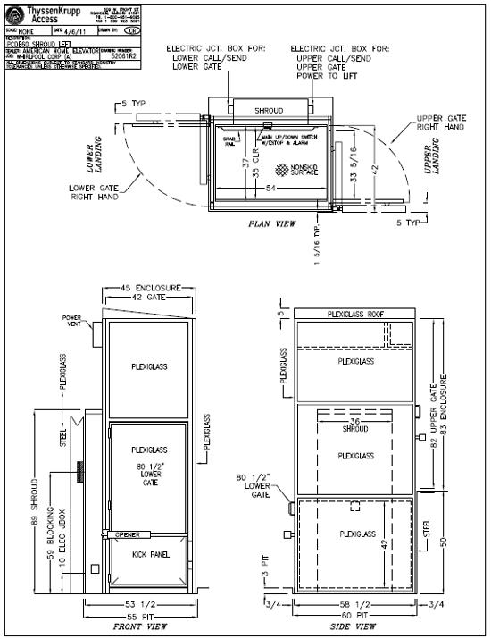 Builder Contractor Commercial Elevators Lifts