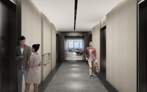 500 W 2nd_c1_Elevator Lobby to Conference Entry.jpg