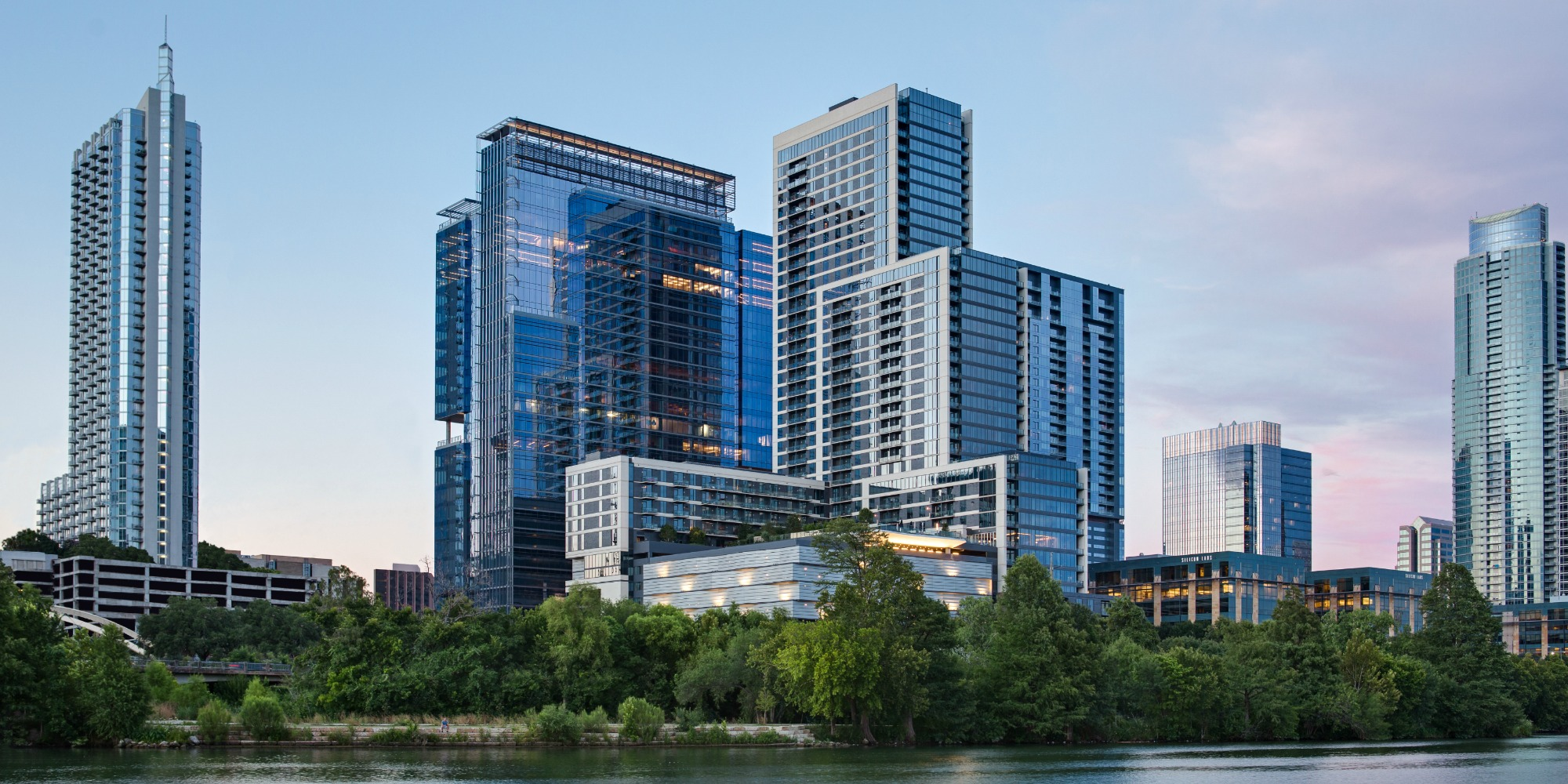 AUSTIN'S NEWEST CLASS A OFFICE TOWER