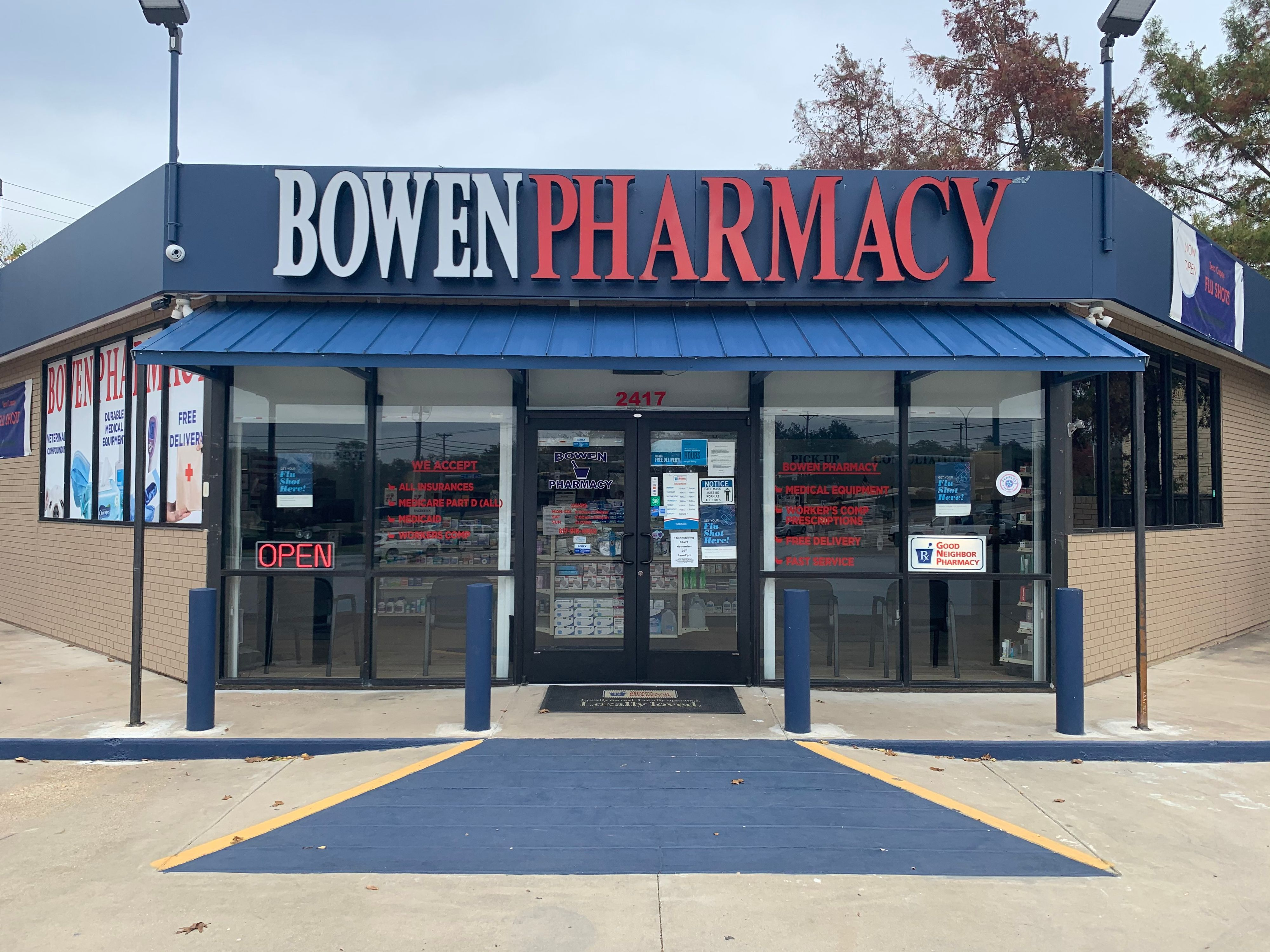 Welcome to Bowen Pharmacy