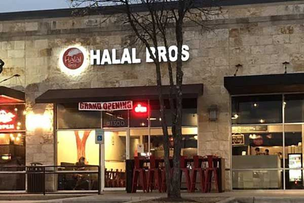 Halal Food in Cedar Park, Texas