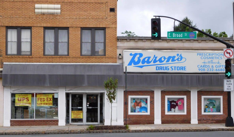 Baron's Drug Store