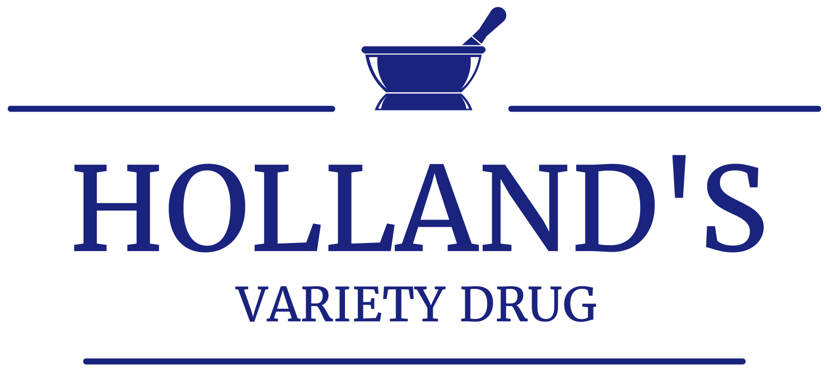 Holland's Variety Drug