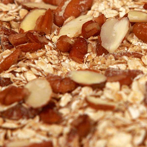 Almond Pecan