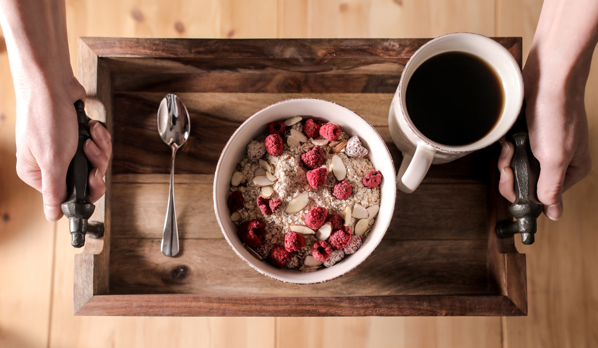 Not your ordinary <br> oatmeal!