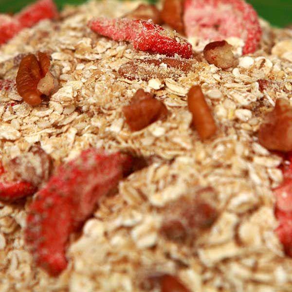 Strawberry Pecan