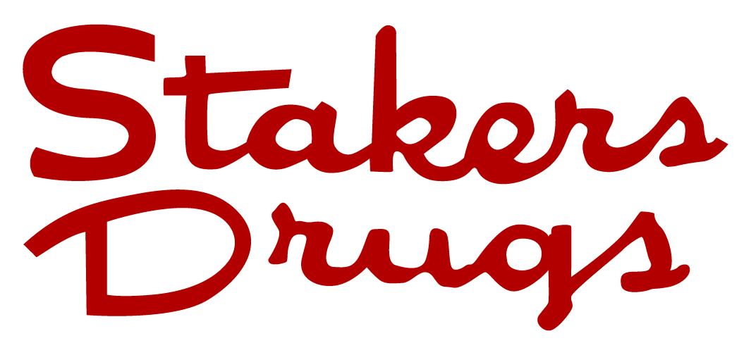 Stakers Service Drugs