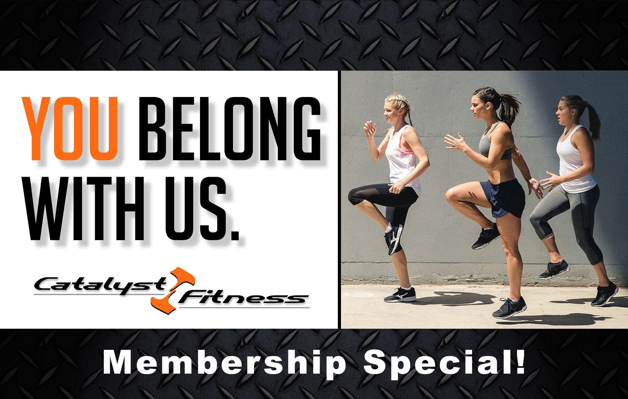 Membership Special!