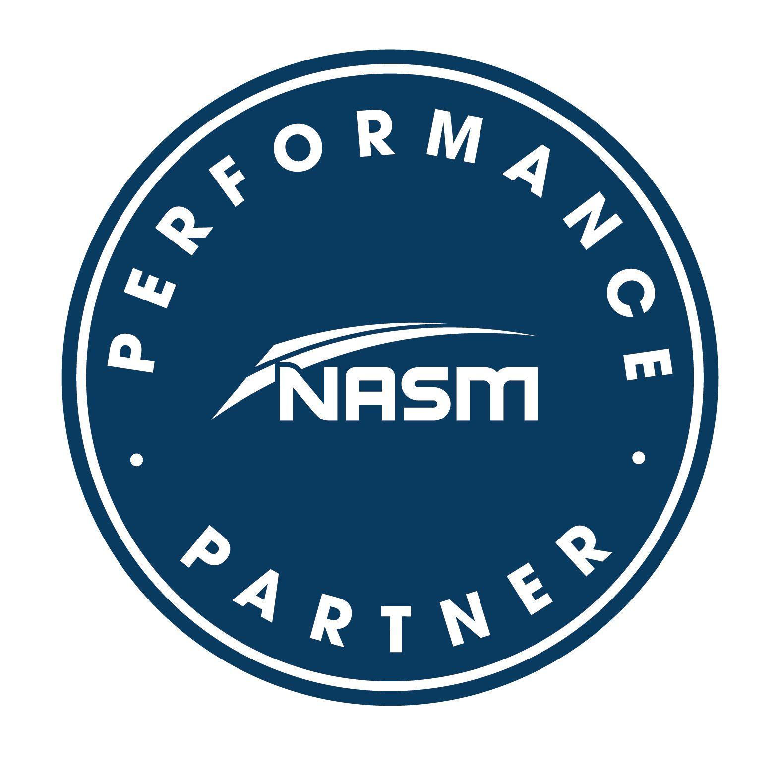 NASM Partner Seal