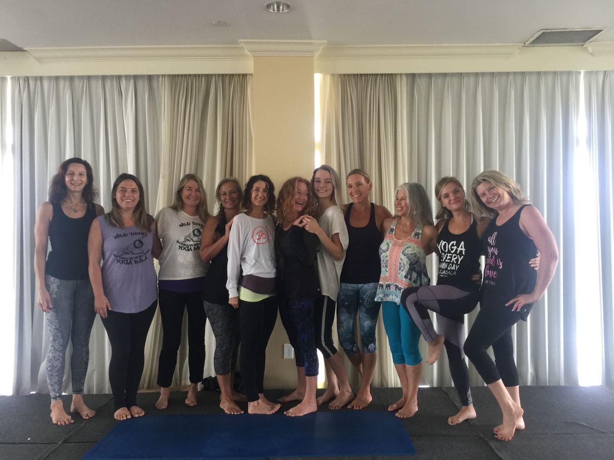 Breath and Meditation class