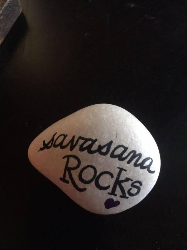 Savasana Rocks