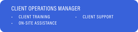 Client Operations Manager Rectangle
