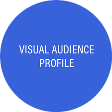Visual Audience Profile Circle