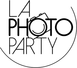 LA Photo Party Logo