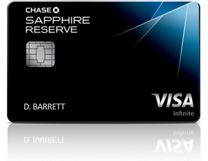 Chase Sapphire Reserve | The Best Credit Cards for Travelers