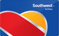 Southwest Gift Card | Raise