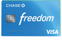 Chase Freedom | The Best Credit Card for Beginners