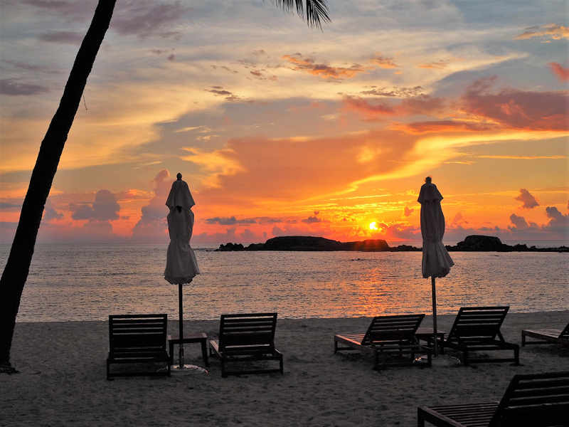 St. Regis Punta Mita Beachside Sunset